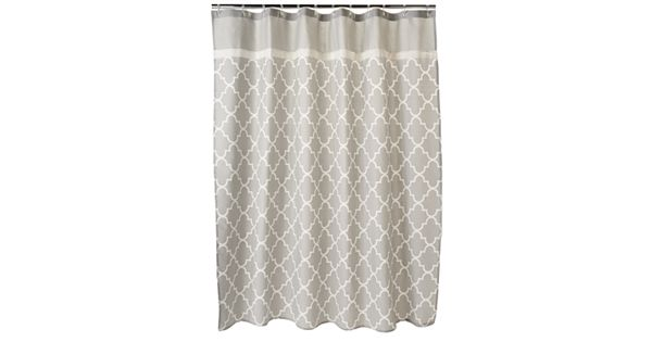 Julius Fabric Shower Curtain