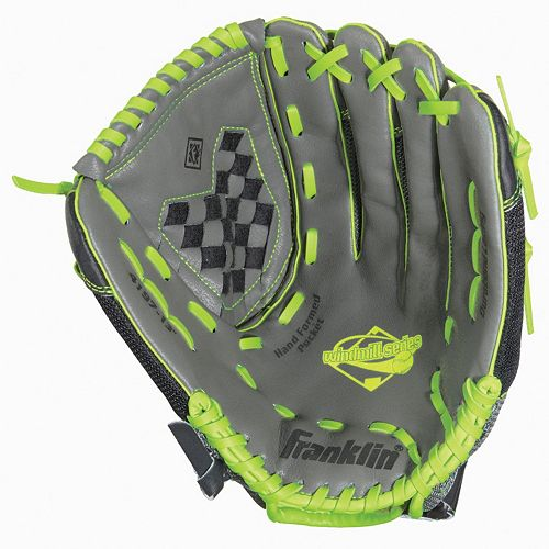 Franklin Windmill Series 11-in. Right Hand Throw Softball Glove - Adult