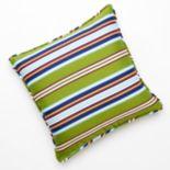 Edie Inc. Classic Stripe Indoor Outdoor Decorative Pillow - 20'' x 20''
