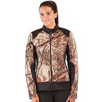 Women's Huntworth Active Fleece Camouflage Jacket