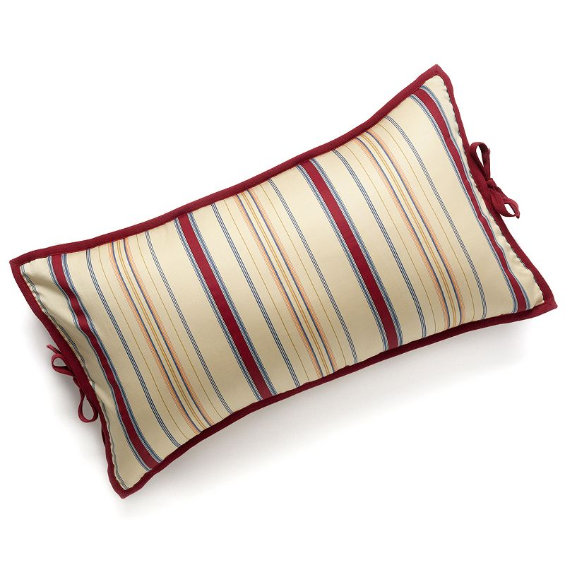 Chaps Home Casablanca Striped Decorative Pillow