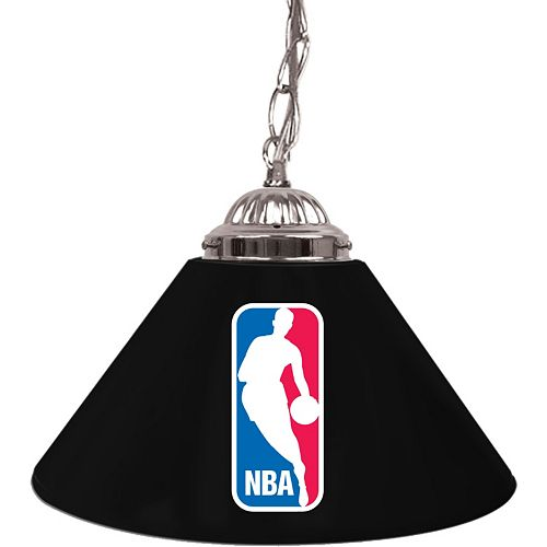 "NBA Single-Shade 14"" Bar Lamp"