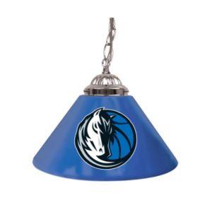 "Dallas Mavericks Single-Shade 14"" Bar Lamp"
