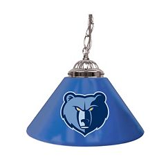 Memphis Grizzlies Single-Shade 14' Bar Lamp