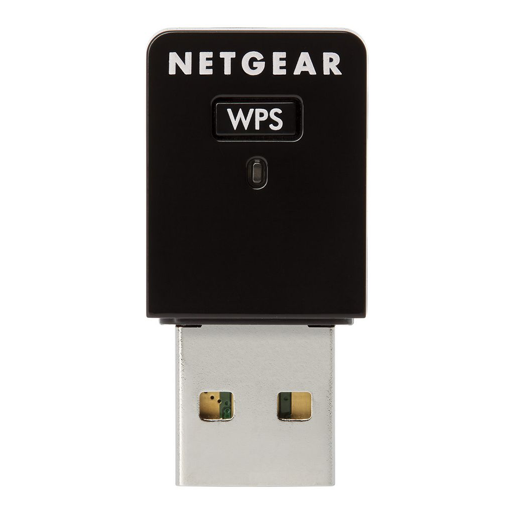 NETGEAR N300 USB Mini WiFi Adapter
