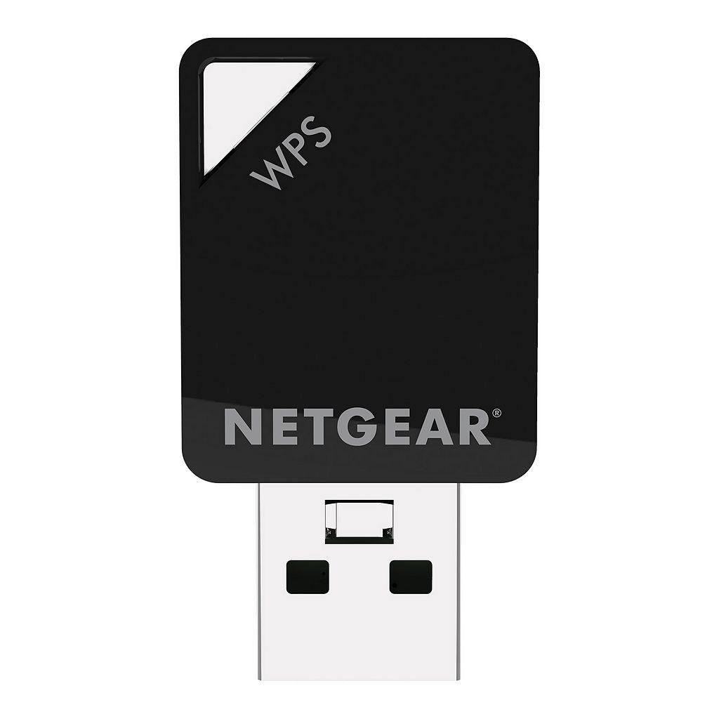 NETGEAR A6100 USB Mini WiFi Adapter