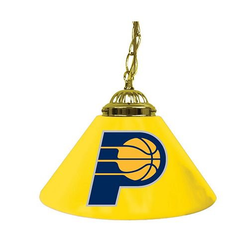 "Indiana Pacers Single-Shade 14"" Bar Lamp"