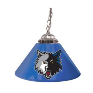 "Minnesota Timberwolves Single-Shade 14"" Bar Lamp"