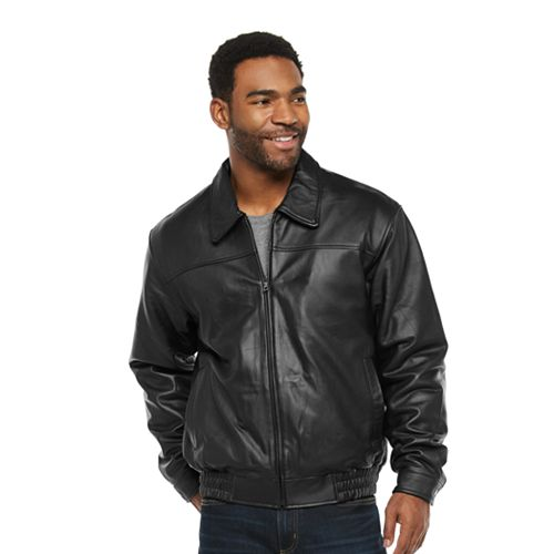 189cfbfdc38 Men s Vintage Leather Split Nappa Leather Jacket
