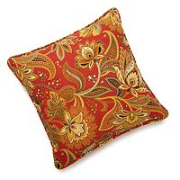 Edie Inc. Valbella Indoor Outdoor Decorative Pillow - 20'' x 20''