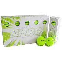 Nitro 15 pkWhite Out Golf Balls