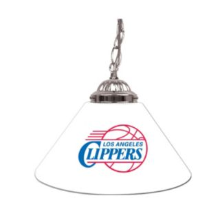 "Los Angeles Clippers Single-Shade 14"" Bar Lamp"