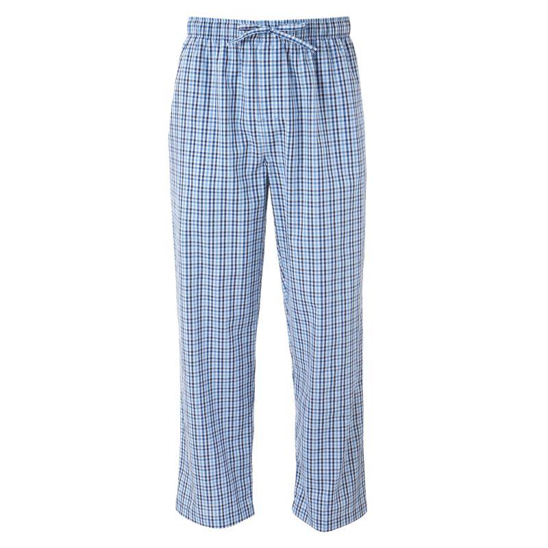 Chaps Plaid Woven Lounge Pants - Men
