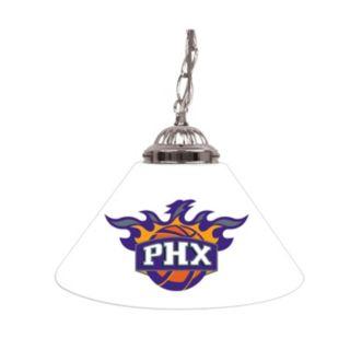 """Phoenix Suns Single-Shade 14"""" Bar Lamp"""