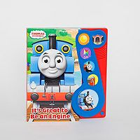 Thomas & Friends: It's Great to Be an Engine Book