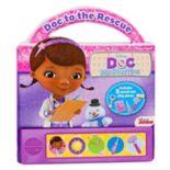 Disney Doc McStuffins: Doc to the Rescue Book