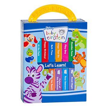 Baby Einstein 12-pc. Board Book Block Set
