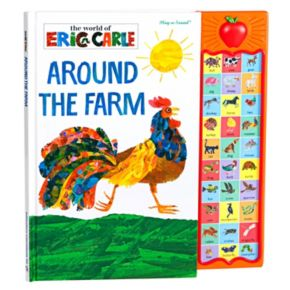 The World of Eric Carle: Around the Farm Play-a-Sound Book