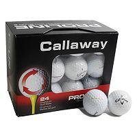 Nitro 24-pk. Callaway Recycled Golf Balls