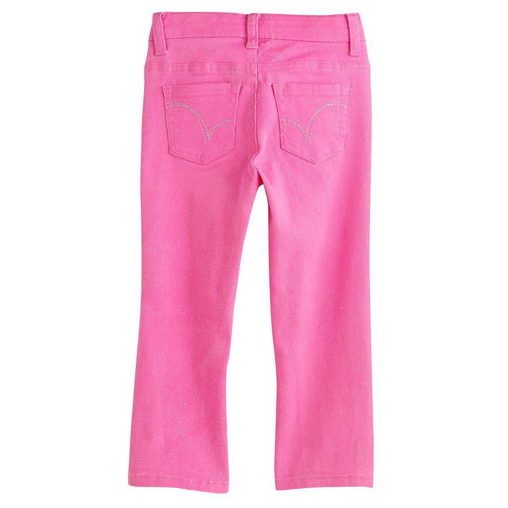 Toddler Jumping Beans® Glitter Skinny Jeans