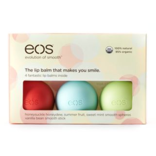 eos 4-pc. Smooth Sphere Lip Balm Set