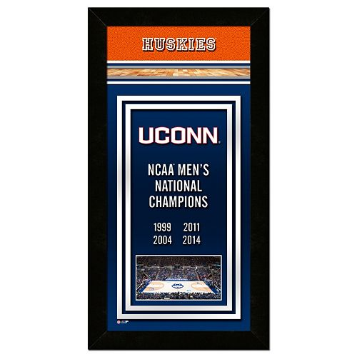 UConn Huskies 2014 NCAA Men's Basketball Champions 14.5