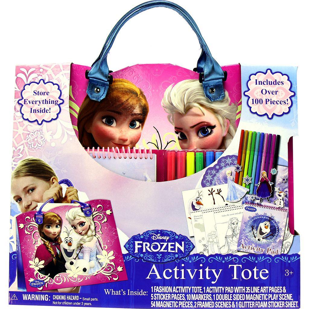 Disney Frozen Fashion Activity Tote