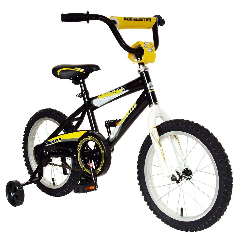 Mantis Burmeister 16-in. Bike - Boys
