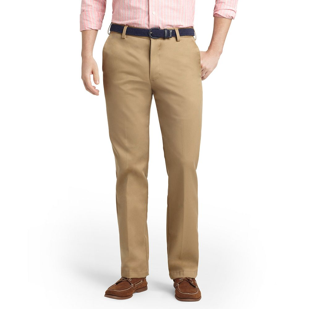 MEN'S WRINKLE-FREE KHAKI PANTS Wrinkle free khakis mean just that -- pants that don't wrinkle. We've worked tirelessly to design the best wrinkle free khakis on .