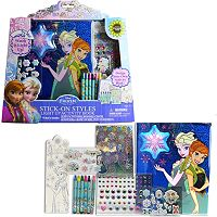 Disney Frozen Elsa & Anna Light Up Activity Book
