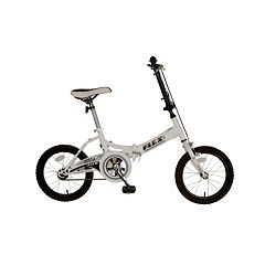 Mantis Flex 16 in Folding Bike - Boys