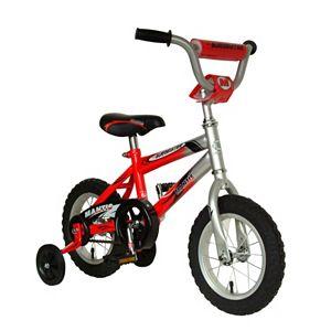 "Green Magna Gravel Blaster 12/"" Bike With Training Wheels Ages 3-5 Black"