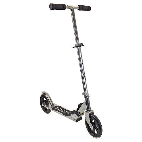 M-Wave 205 Chrome Mini-Scooter