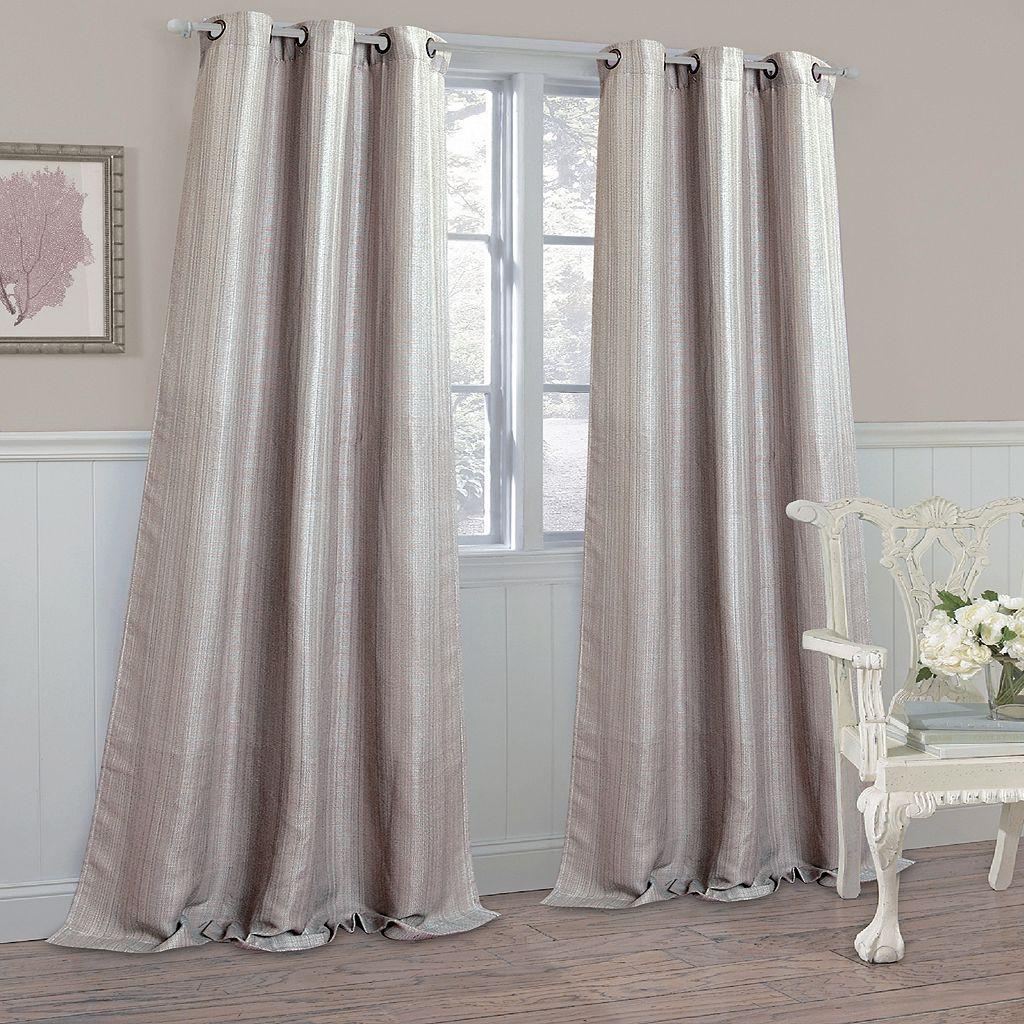 Laura Ashley Berkley Textured Window Curtains - 40