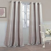 Laura Ashley Berkley Textured Window Curtains - 40' x 84'