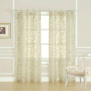 Laura Ashley Rothbury Window Curtains - 40'' x 84''