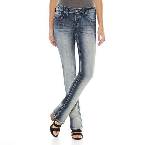 dfc52998c88 Hydraulic Lola Micro Boot Cut Jeans - Juniors