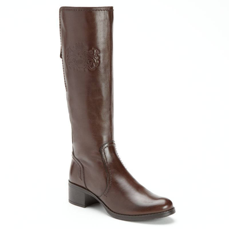 bussola style val leather boots