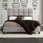 HomeVance Sylvia Bed - King