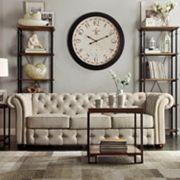HomeVance Vanderbilt Tufted Sofa