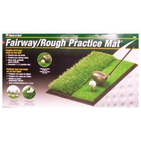 Club Champ Fairway and Rough Golf Hitting Mat
