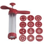 Nordic Ware Deluxe Spritz 13-pc. Cookie Press Set