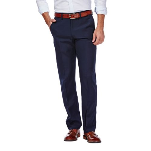 Men's Haggar® Straight-Fit Per...
