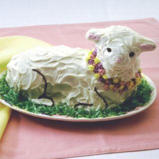 Nordic Ware Spring Lamb Cake Pan