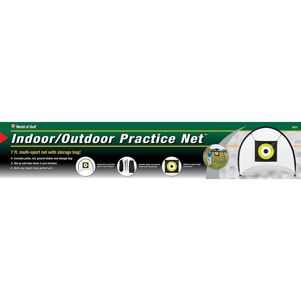 JEF World of Golf Indoor / Outdoor Sports Practice Net