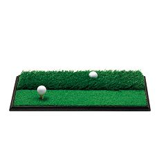 JEF World of Golf Fairway & Rough Golf Hitting Mat