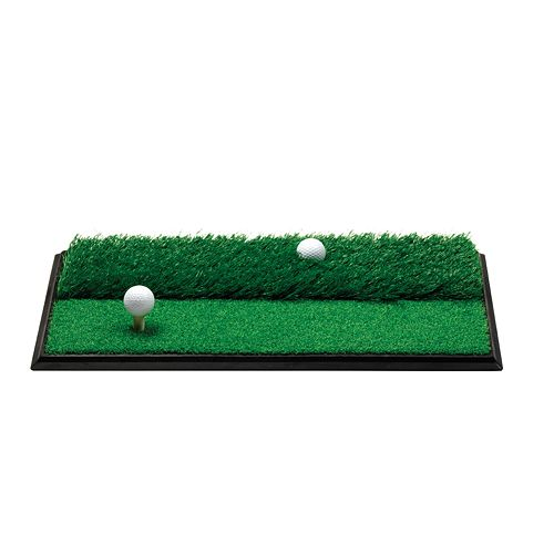 JEF World of Golf Fairway & Rough Golf Hitting Mat