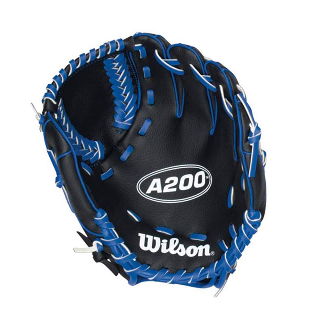 Wilson A200 10-in. Right Hand Throw Baseball Glove - Boys