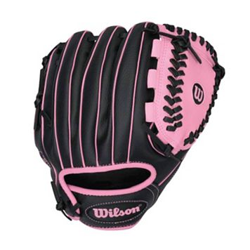 Wilson A200 10-in. Right Hand Throw Softball Glove - Girls
