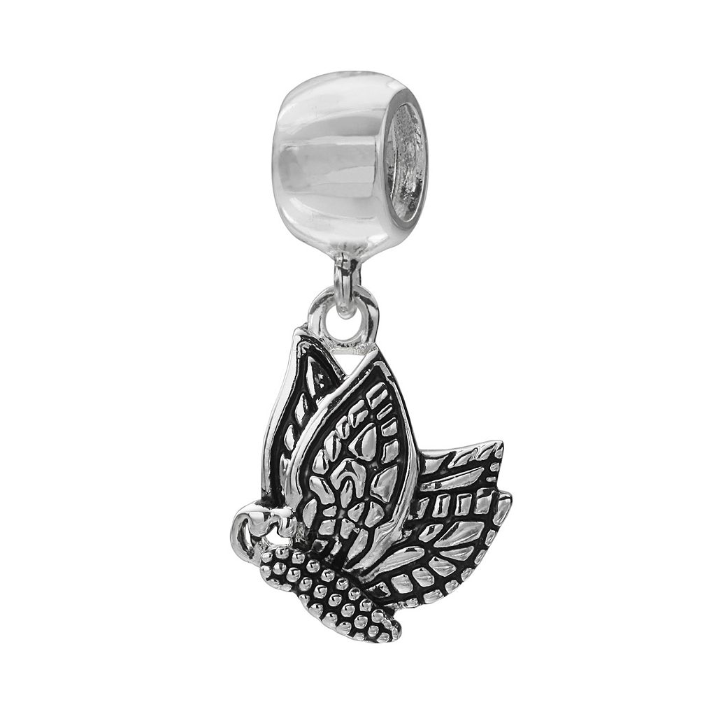 Individuality Beads Sterling Silver Butterfly Charm